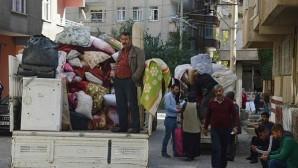 Diyarbakır'daki patlamanın ardından bölgede göç başladı