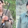 İki kadın terörist PKK'nın sniperleri çıktı