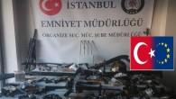 İstanbul'da mafya operasyonu… Şahinler, Sarallar
