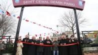 Şehidimizin isminin verildiği park açılışı ve Kuran Kursu Temel Atma Töreni