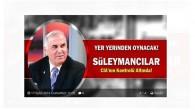 "BİZ SÜLEYMANCILAR"" CIA'NIN KONTROLÜ ALTINDAYIZ"