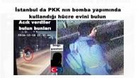 İstanbul da PKK nın bomba yapımında kullandığı hücre evini bulun