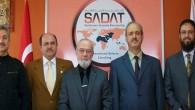 """Başkanlıkla birlikte gelecek yeni istihbarat modelinde SADAT'ın yeri ne olacak ?"""""""