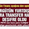 İstanbul'da dev 'himmet' operasyonu FETÖ nun kara para trafiğini gölge gazetecinin ekibi çökertti