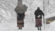 Meteoroloji : Orta ve Doğu Karadeniz'de yoğun kar yağışı bekleniyor