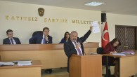 """Başkan Kılıç belediye meclisinde """"sosyal belediyeciliği"""" anlattı"""