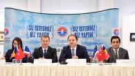 Türk dünyası belediyeleri Maltepe'de buluştu