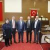 Başkan Altunay, Belediye Başkanlarını Ağırladı