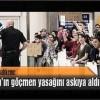 ABD de olan Müslüman ülkelerden göçmen alımını yasaklayan kararname Türkiye de olsaydı kimse engel olamazdı