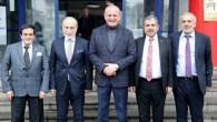 Düzce Belediye Başkanı Keleş'e ziyaret