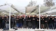 Eyüp, Türkiye İçin Duaya Durdu