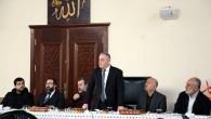 Başkan Aydın, Ravza Sitesi Sakinleriyle Buluştu