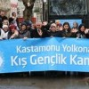 Simurg Kış Kampı Kastamonu'da Devam Ediyor