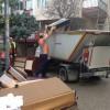Maltepe'de 1 yılda 169 bin ton çöp toplandı