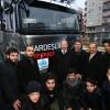 Halep'teki Yaralara Sultangazi Merhemi
