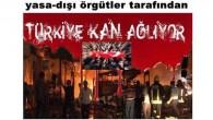 Türkiye yi halk yönetmiyor bunlar yönetiyor bunlar çatışıyor ve milletin çocukları ise ülkelerini korumak için şehit düşüyor