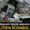 Kandilli'den İstanbul uyarısı! Çanakkale depremi Marmara depremini tetikler mi?