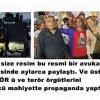 İstanbul İl emniyet müdürlüğü sosyal medyada terörü ve terör örgütlerini övücü mahiyette propaganda yapanlara göz mü yumuyor.
