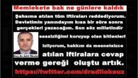 Adil Öksüz adına Twitter hesabı açıldı