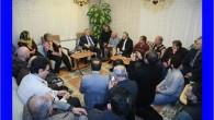 Başkan Aydın, Yeşilpınar'da Ev Ziyaretlerinde Bulundu