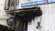 Müjdat Gezen Sanat Merkezi'ni kundaklayan kişi yakalandı
