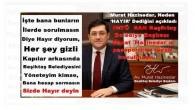 Murat Hazinedar, Neden 'HAYIR' Dediğini açıkladı