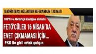 FETÖ elebaşı Gülen'den referandum talimatı