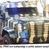 Terör örgütü YPG/PKK'ya verilen silahlı araçlar Türkiye'de üretiliyor!..