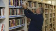 Şehit İlhan Varank Kütüphanesi Açılışa Hazırlanıyor