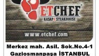 ETCHEF : KASAP &STEAKHOUSE