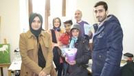 Gençlik Merkezi Öğrencileri Yaşlıları Unutmadı