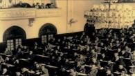 Meclisteki Komitacılar ve Mebus Deli Halid Paşa Cinayeti