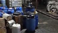 İzmir'de 2 bin litre kaçak akaryakıt ele geçirildi