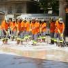 Eyüp Sultan Meydanı hergün yıkanıyor
