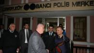 Başkan Aydın Çengelköy kahramanlarını ziyaret etti