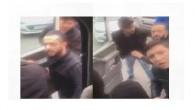 Bayrampaşa'da 'hayır' çalışması yapanlara saldırı!