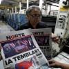 Gazetecisi öldürülen gazete kapandı!