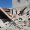 Samsun'da inşaat çöktü: 3 ölü