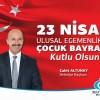 Sultangazi Belediye Başkanı Cahit Altunay