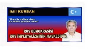 İKLİL KURBAN : RUS DEMOKRASİSİ – RUS EMPERYALİZMİNİN MASKESİDİR