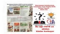 Bayrampaşa belediyesinde Fethullahçı Terör Örgütü FETÖ. Paralel Yapının adamı kim
