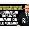 Erdoğan'dan 'Kavurmacı' yanıtı