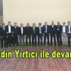 MHP Aydın Yırtıcı ile devam dedi!