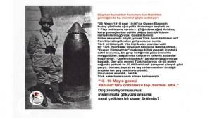 Türkler, onuru ve şerefi icin savasan bir büyük ULUS'TUR