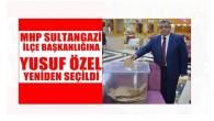 Sultangazi MHP İlçe Kongresi Yapıldı
