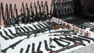 Kargo şirketi aracılığı ile kaçak silah sevkiyatı