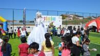 Birinci Çocuk Festivali Yapıldı.