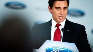 Ford CEO'su görevinden ayrılıyor