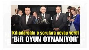 Kılıçdaroğlu: Demokrasiyi savunanların bu bloğu bozmaması lazım