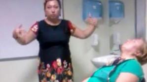 Özel hastanede skandal! Görüntüler ortaya çıktı